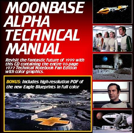 Space 1999 Technican Manual