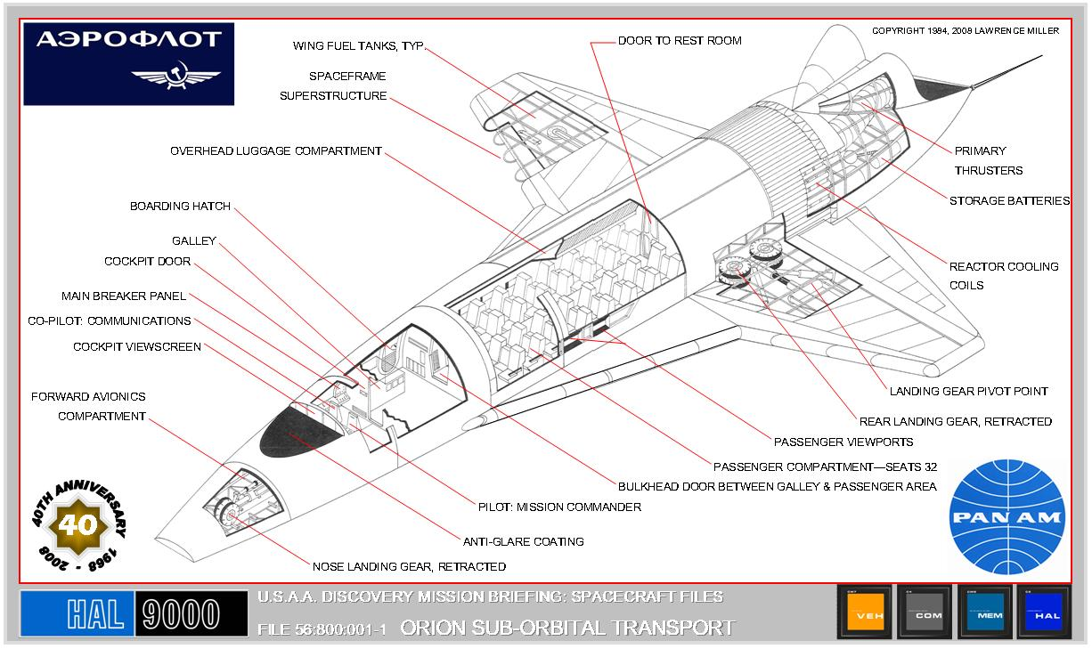 orion spacecraft cutaway - photo #36